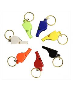 Lifeguard Whistle in Lifeguard Red™, Neon, White, Yellow, Black, Orange and Royal Blue