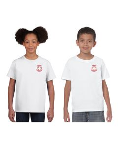 Front of the Short Sleeve Junior Lifeguard T-Shirt