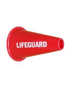 Personal Lifeguard Megaphone - Side View
