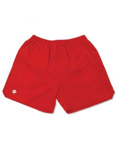 Front of Shorts in Red (No Logo)