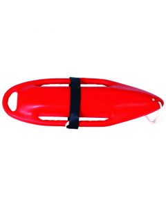 Max Flotation Rescue Can in Lifeguard Red