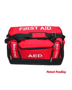 Lifeguard First Responder Bag with First Aid Pocket