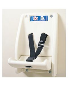 Child Protection Seat Attached to Wall