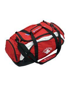 Lifeguard Red™ / White Pro Lifeguard Duffle With White Lifeguard Logo
