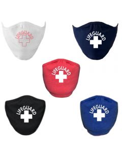 Lifeguard / Swim Instructor Quik™ Dry Face Masks - 5 Pack