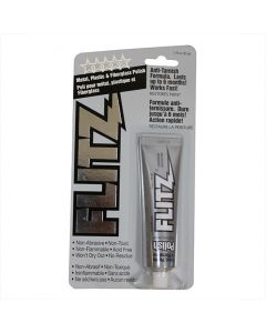 Flitz Metal Polish Fiberglass & Paint Restorer in Package