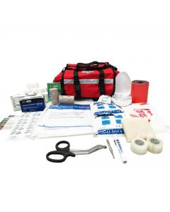 Full First Aid Kit Display
