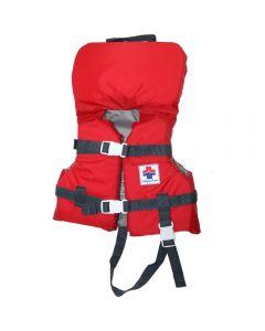 elifeguard.com® Infant Life Vest Front