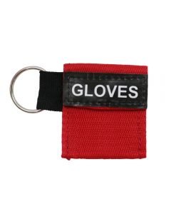 Key Chain Gloves Pouch