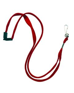 Lifeguard Red Lifeguard Break-away Lanyard