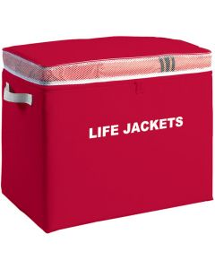 Lifeguard Red Life Vest Storage Bags (Holds 6)