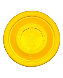 Close Up Of Yellow SKWIM™ Disk Bottom