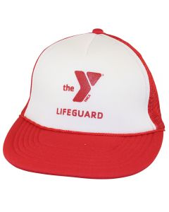 YMCA Lifeguard Trucker