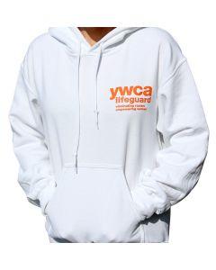 YWCA Lifeguard Hoodie™ Sweatshirt Front