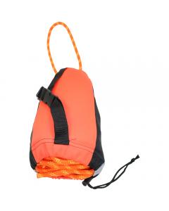 90' Rescue Throw Bag  in Orange