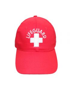 Lightweight Lifeguard Cap