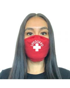 Lifeguard / Swim Instructor Quik™ Dry Face Mask