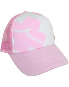 Front of the Pink Wave Trucker