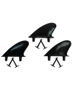 Contents of Small Replacement Fins (Set of 3)