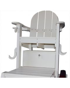 Lifeguard Chair Lock Box
