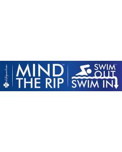 Mind the Rip™ Sticker