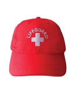 Lifeguard Safety Cap Front
