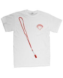 Lifeguard T-Shirt, Whistle, and Lanyard