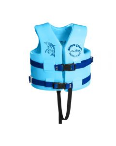 Front of Marina Blue USCG Child Super•Soft® Vest