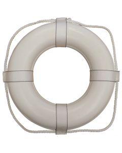 Ring Buoy in White