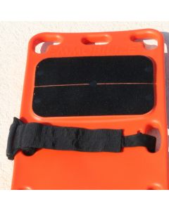 Closeup of the UltraWide™ ER7 Backboard Strap