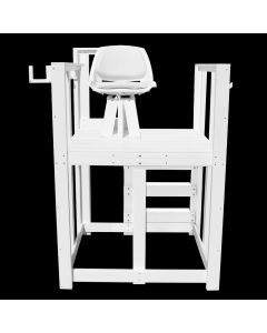 LG 760 - Everondack® Tall Lifeguard Platform Chair in White