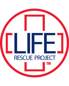LIFE™ Rescue Project Sticker