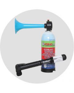 EcoBlast™ Air Horn and Air Pump