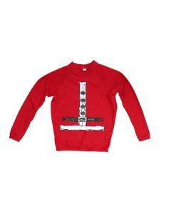 Surfing Santas Long Sleeve Rash Shirt