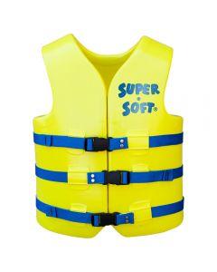 Front of USCG Adult Super•Soft® Vest
