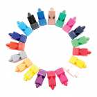 LIFE Whistle™ w/ CMG in Various Colors