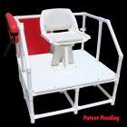 LG 810 - Everondack® Lifeguard One Step Platform Chair