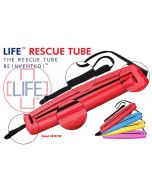 LIFE™ Rescue Tube in Lifeguard Red
