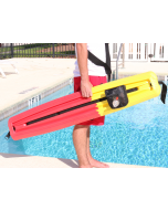 LIFE™ Max Rescue Tube in Lifeguard Red and Yellow