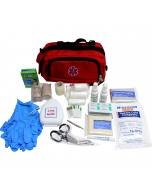 Deluxe Fanny Pack First Aid Kit