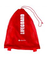 Lifeguard Red Lifeguard Mesh Bag
