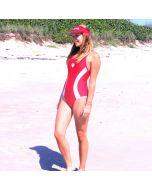 Women's Halloween Lifeguard Costume Pak