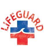 Lifeguard Sticker