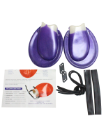 Purple Tritan SKWIM™ FINS (SET OF 2)