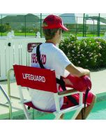 Replacement Back for the Lifeguard Folding Chair - LG 200