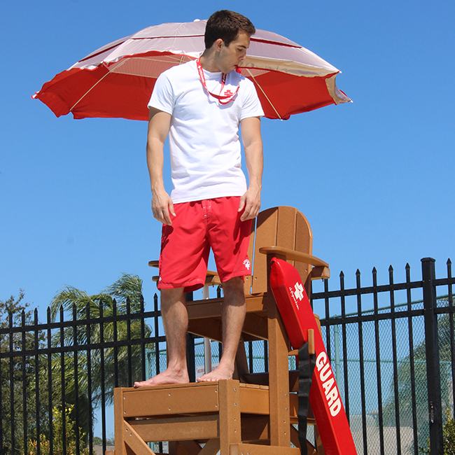Explore Lifeguard Chairs!