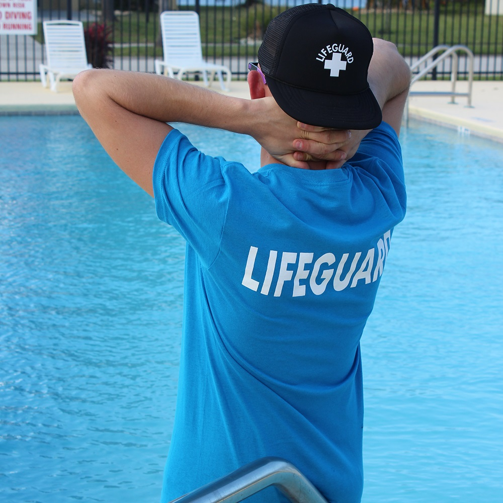 Shop Lifeguard Shirts!