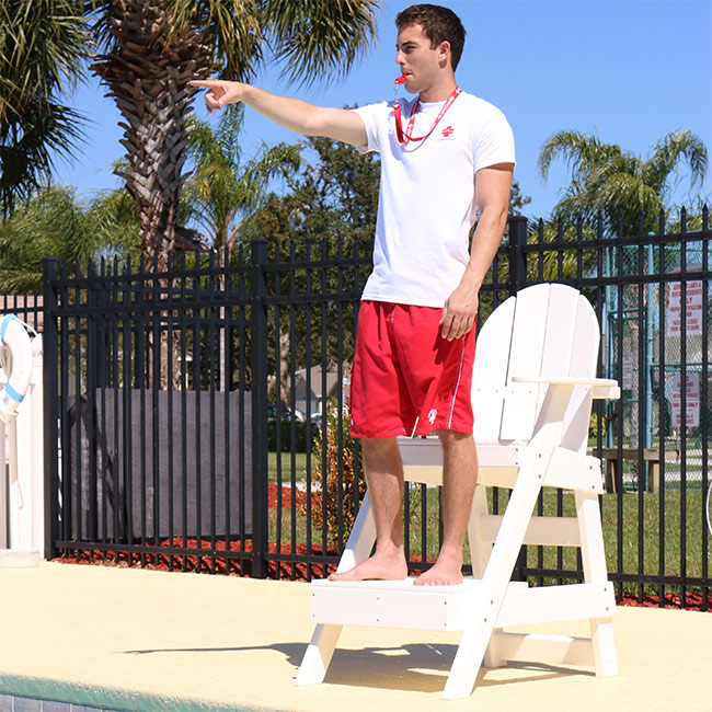 View Lifeguard Chairs!