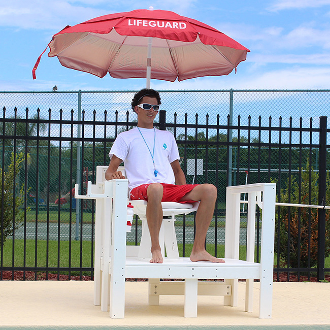 Discover Lifeguard Platform Chairs!