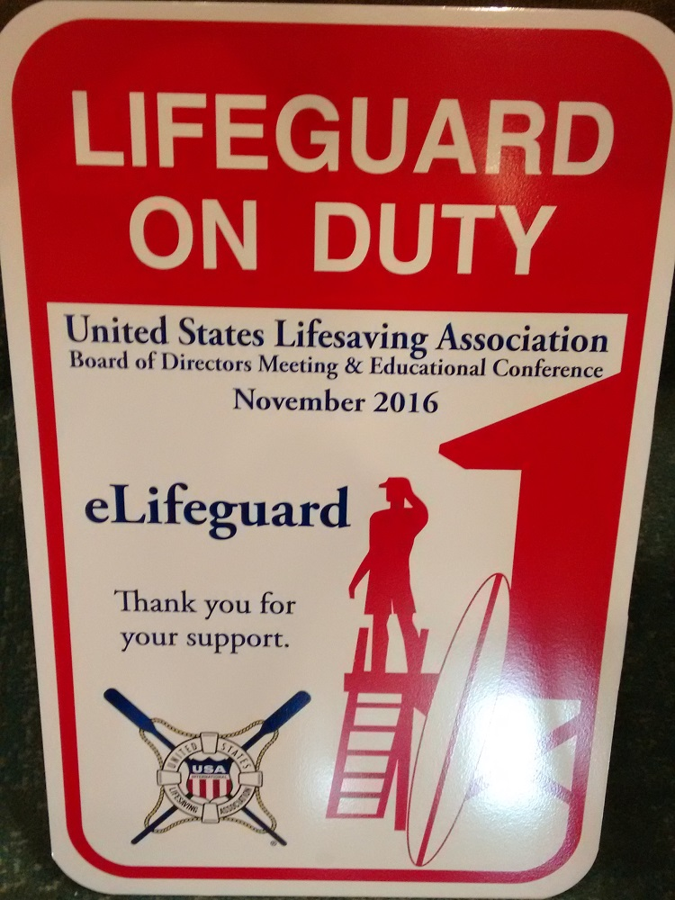 Swim Near A Lifeguard!